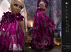 **Soldé/Sale Price** Calisse - Pink -  Dress Gown Formal - Robe