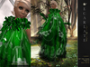 **Soldé/Sale Price** Calisse - Green -  Dress Gown Formal - Robe