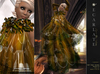 **Soldé/Sale Price** Calisse - Brown -  Dress Gown Formal - Robe