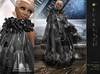 **Soldé/Sale Price** Calisse - Black -  Dress Gown Formal - Robe