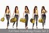%50SUMMERSALE Full Perm Fullperm MI Handbag Pose Set 2