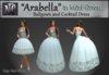 """""""Arabella"""" in Mint Green"""