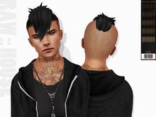 RAW HOUSE :: Destroyer 2 HxC Hair [Dark Browns]