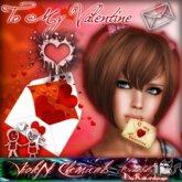 .::V::.  To My Valentine