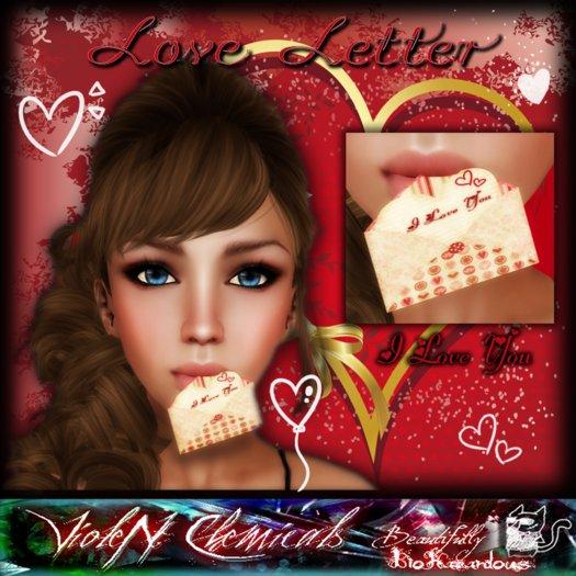 .::VioleNt Chemicals::. Love Letter