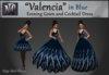 """""""Valencia"""" in Blue"""