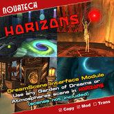 HORIZONS, Dream Scene Interface