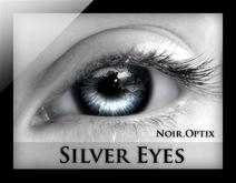 NoirOptix - Silver Eyes (3 Sizes)