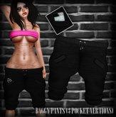 dl:: Baggy Pants (3 pocket vertions)