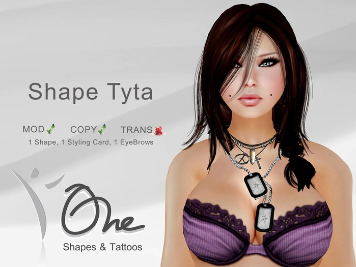 ::One Shapes:: [Tyta Shape] DEMO