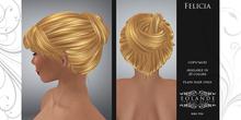 Eolande's Hair - Felicia - no accessories - blondes