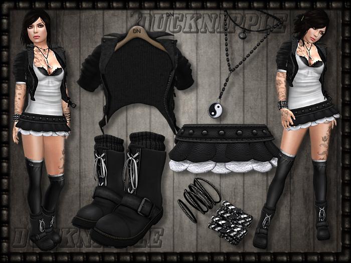 SLX Outfit: Sheena (Mono)