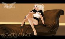 "[LA] LOSTANGEL:  ""Vintage Lounge"" - Multipose (Solo poses) - TAN"