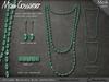 Necklace - Tatiana - Sapphire Set