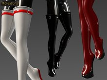 Kcreations Pony Thighboots with 28 selectable textures (Patent) 1.2