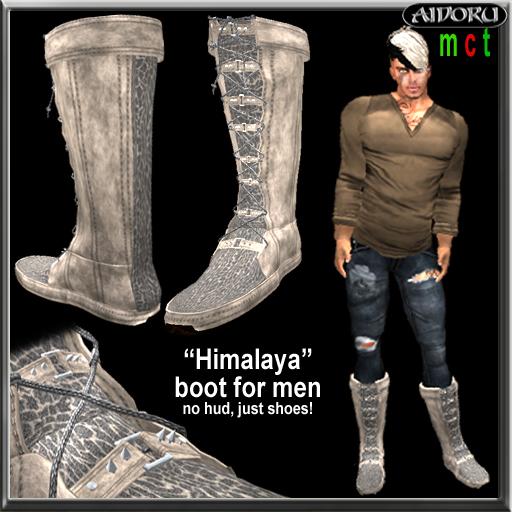 AIDORU himalaya boots for men