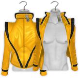 -Entente- Thriller Jacket - Homme - Yellow