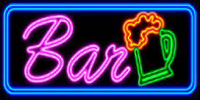 Second Life Marketplace - Neon Bar Sign