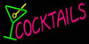 Neon Cocktails Sign 2