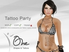 ::One Tattoos:: [Tattoo Party] GIFT!