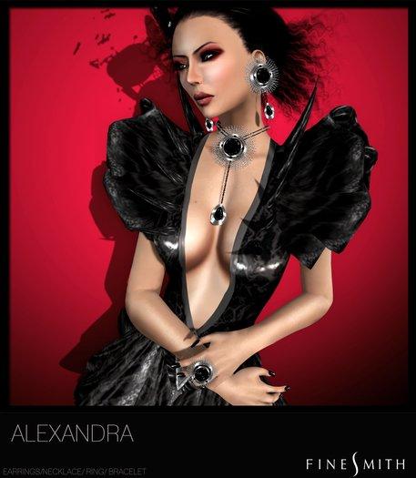 F I N E S M I T H - ALEXANDRA FULL SET