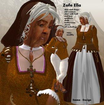 Second Life Marketplace Zofe Ella
