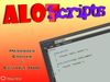Editable ! Messages Emoter w/ Drop Menu - HUD / Fullperm