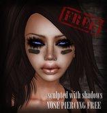 dl:: Nose piercing free