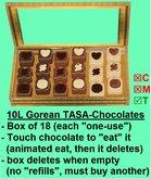 Box-18 Tasa-Chocolates
