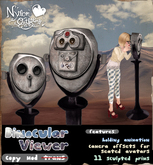 (Tableau) Binocular Viewer (2 Versions)