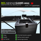 DCL Minimal Games Area - for 8192 smq lands