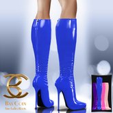 BAX Prestige Boots Candy Latex
