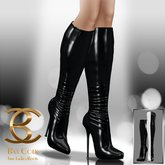 BAX Prestige Boots Black Latex