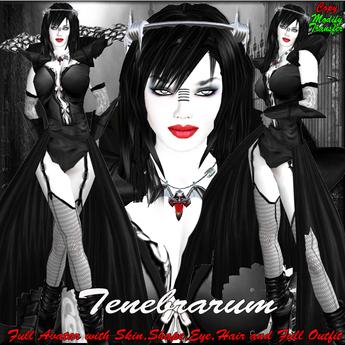 Vampire Legacy - Tenebrarum Full Avatar,Vampire,Goth
