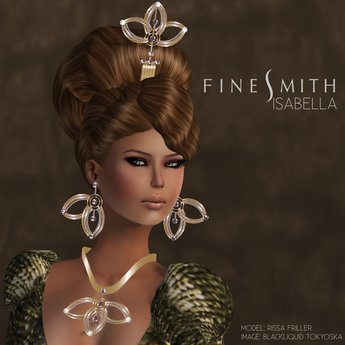 FINESMITH ISABELLA FATPACK