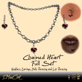IMaGE Factory Chained Heart Full Set