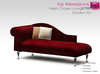 Full Perm Mesh Chaise Lounge Set Builder's Kit