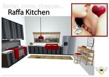 (*~ Leyla Firefly ~*) Raffa Kitchen