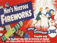 Fireworks for Meeroos