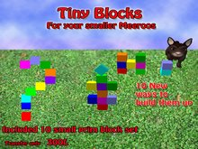 Meeroo Tiny Blocks