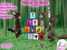 Meeroo Toy Blocks (Type 2)