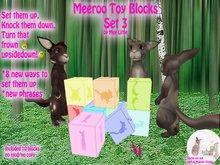 Meeroo Toy Blocks (Type 3)