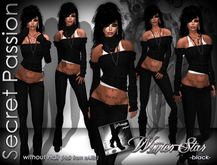 (SP) Winterstar -black-