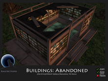 BKS Buildings - Abandoned (BOXED)