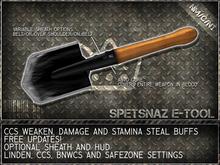 [M E S S E R  Co.]  Spetsnaz E-Tool [CRATE] v2.0