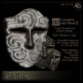 .Eldritch. Weald Mask II ~ Complete