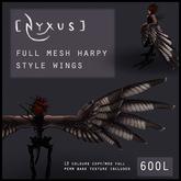[europa] Nyxus wings