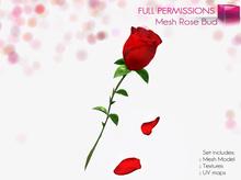 Full Perm Mesh Rose Bud Builder's Kit