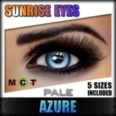 IKON 'Sunrise' Eyes - Azure Pale