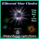 Ethereal Star Cluster